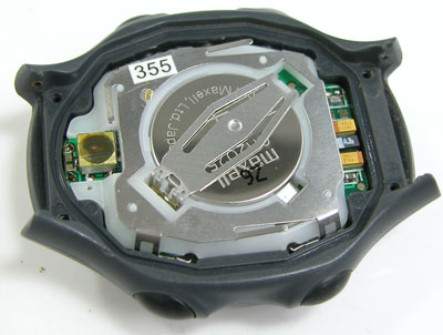 how to change battery in ironman triathlon watch