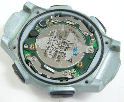 Timex Ironman Triathlon Watch Battery Change Instructions